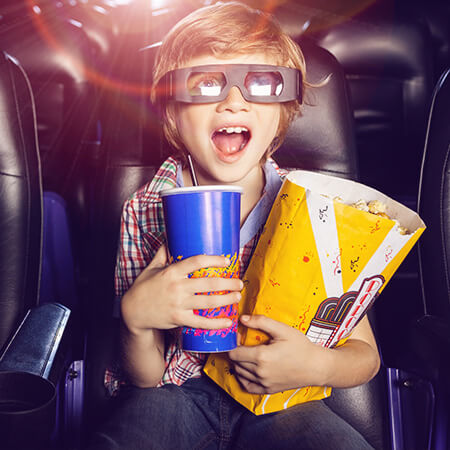 Cinecity Çocuk Seansı